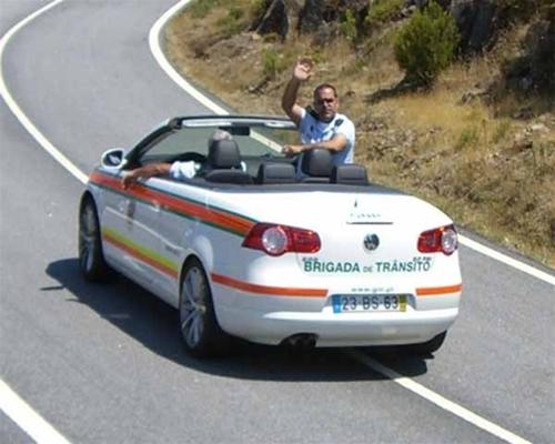 GNR vai andar na caça à multa no fim-de-semana do Travel Event Btportugal