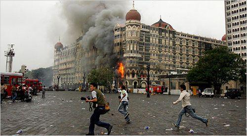 Mumbai Terrorist