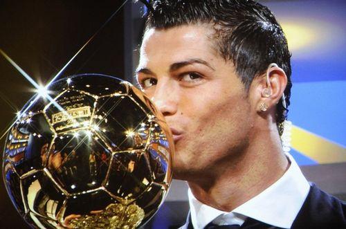 ronaldo bola de ouro